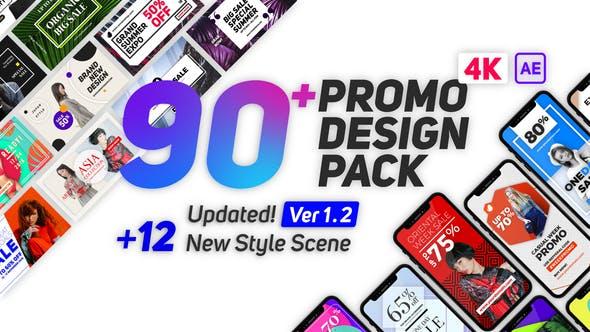 Pack Promo Design