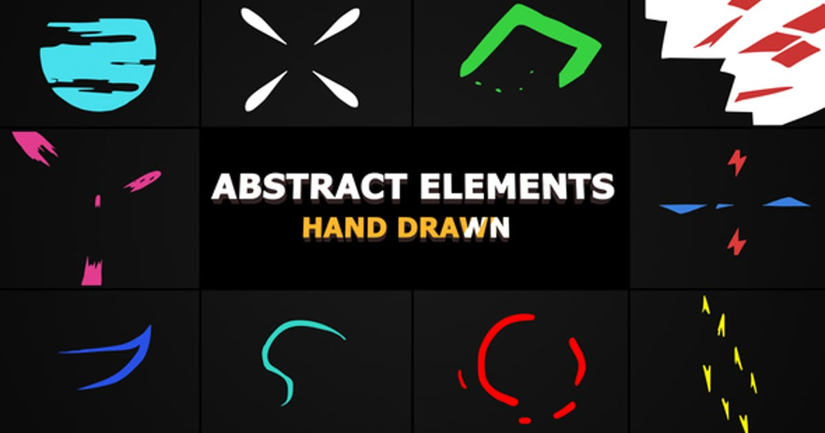 Download Flash FX Abstract Elements by FlashFXbox