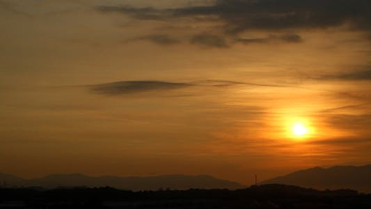 Thumbnail for Rising Tropical Sun At 10x Speed
