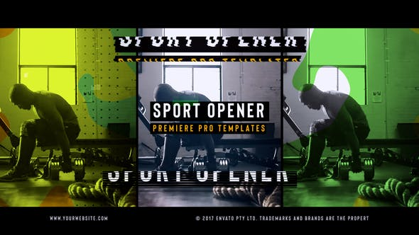 Thumbnail for Sport  Intro/Opener