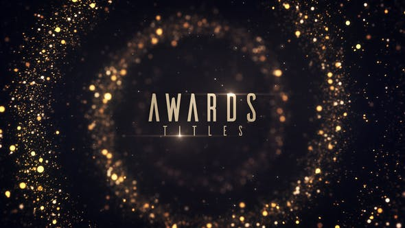 Thumbnail for Awards Titles