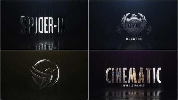 Thumbnail for Cinematic Hero Logo