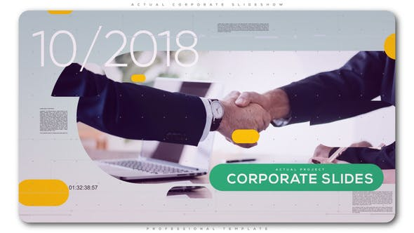 Cover Image for Actual Corporate Slideshow