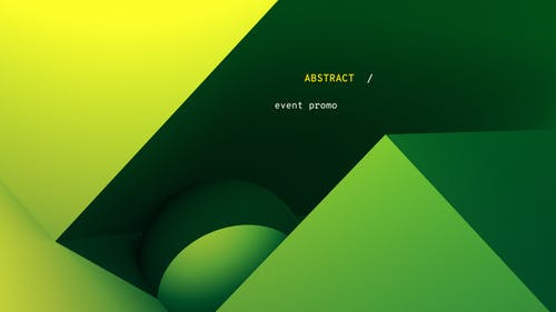 Gradient - Abstract Event Promo