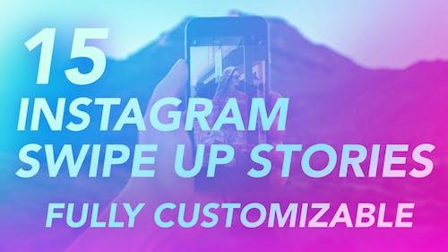 Instagram Swipe Up Stories