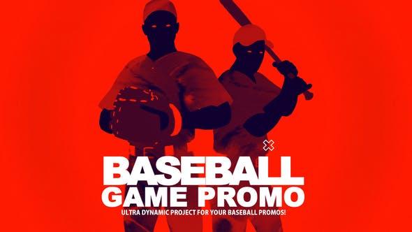 Thumbnail for Baseball Game Promo