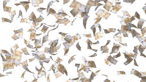 Cover Image for Money Rain Falling Euros
