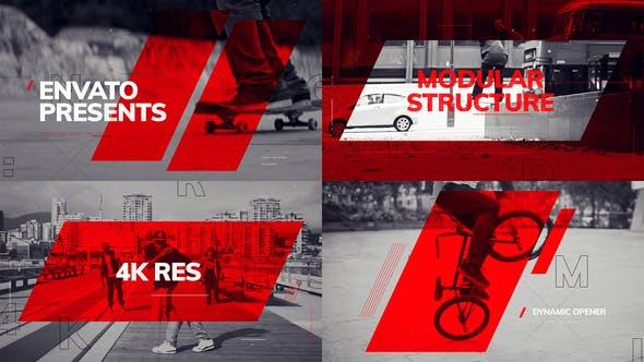 Dynamic Opener // Sport Promo // Urban Intro
