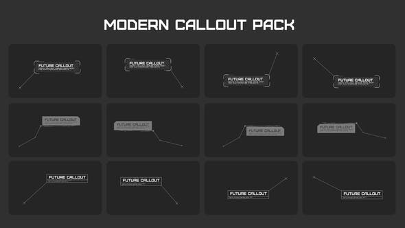 Cover Image for Modern Callout Packs