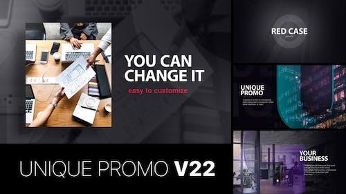 Unique Promo v22   Corporate Presentation