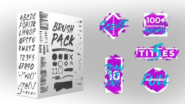 Thumbnail for Brush Pack