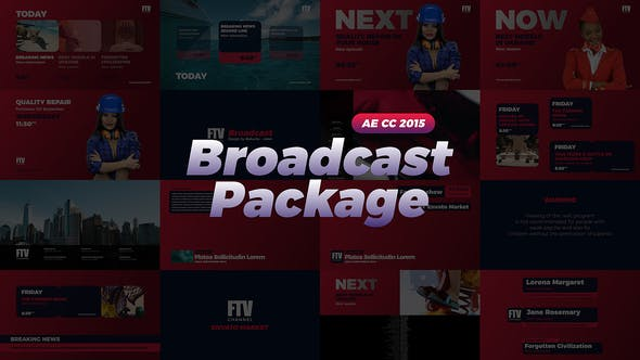 Thumbnail for Broadcast Package