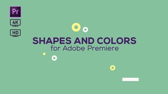 Thumbnail for Shapes and Colors Broadcast Package | Essential Graphics | Mogrt