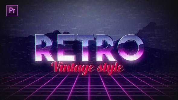 Cover Image for Retro Title