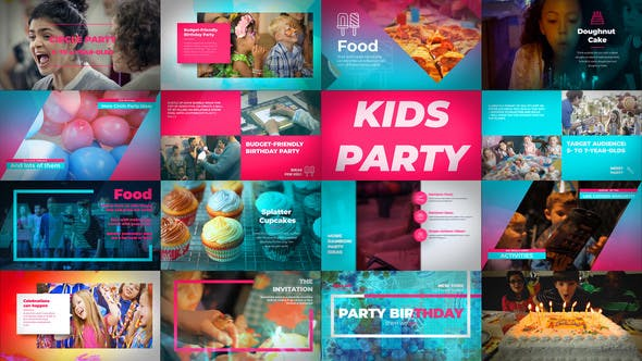 Thumbnail for Kids Birthday Party