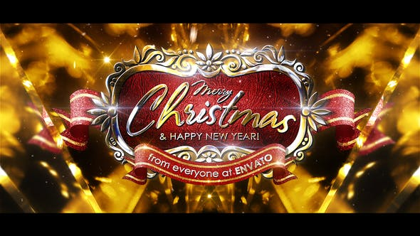Cover Image for Luxury Christmas Greetings