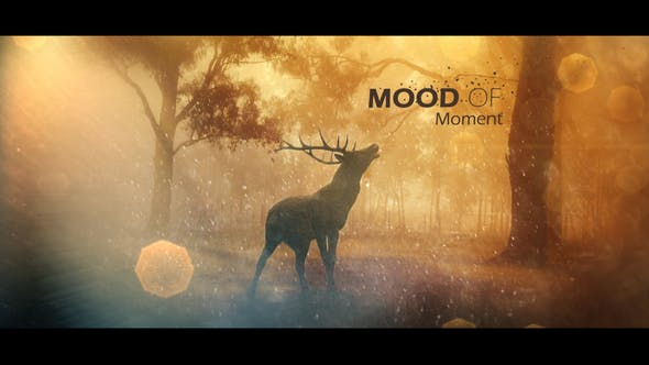 Thumbnail for Mood Of Moments Parallax Opener