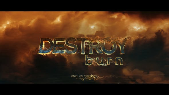 Thumbnail for Burn Destroy