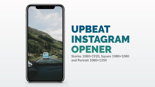 Thumbnail for Upbeat Instagram Opener