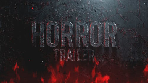 Horror Trailer Titles