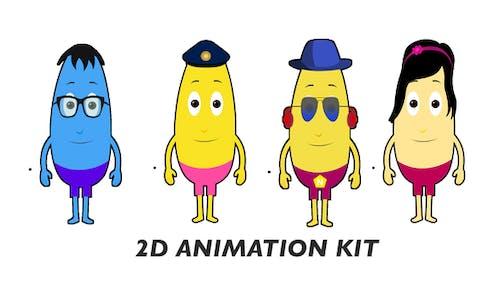2D Animation Kit