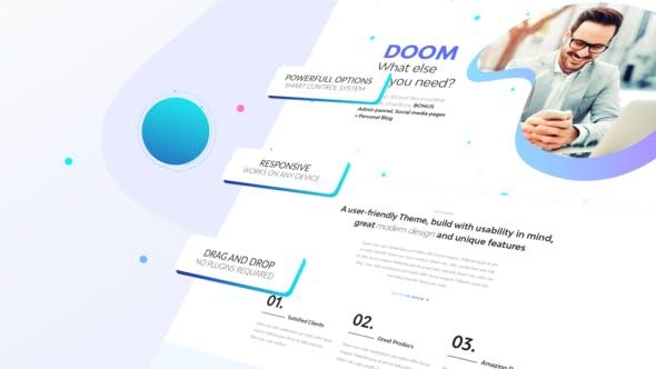 Thumbnail for Презентация сайта