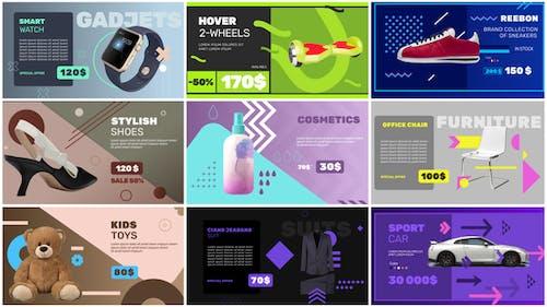 Shop/Sales Commercials Bundle