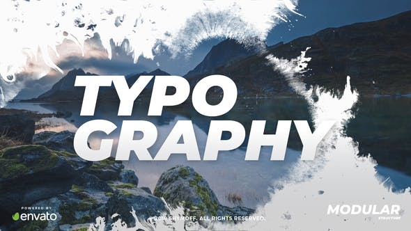 Thumbnail for Ink Typography