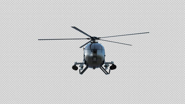 Thumbnail for Military Helicopter