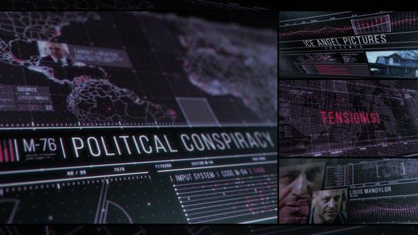 Conspiracy Movie Trailer