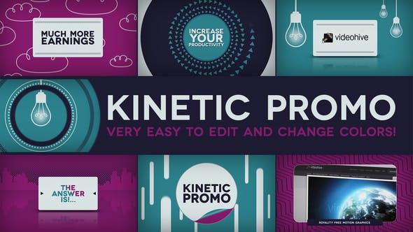 Thumbnail for Kinetic Promo