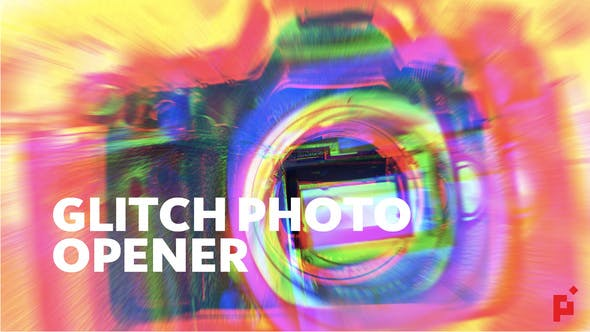 Thumbnail for Ouvre-photo Glitch