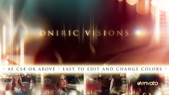 Cover Image for Oniric Visions