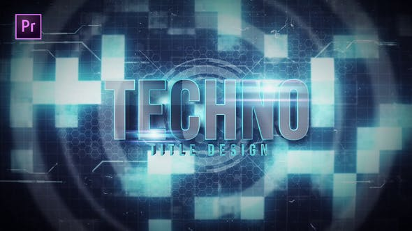 Thumbnail for Techno Title