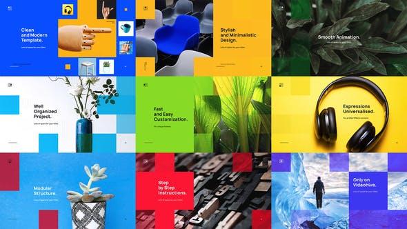Thumbnail for Élégant diaporama // Promo de produit // Présentation