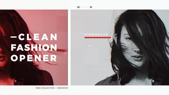 Thumbnail for Clean Opener | Fashion Style | Modern Gallery | Stylish Intro