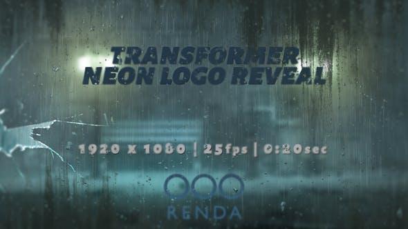 Thumbnail for Transformer Neon Logo Reveal