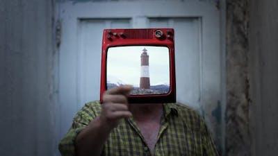 Lighthouse Man.