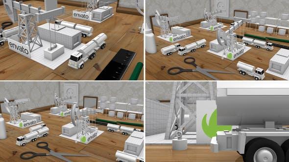 Thumbnail for Abridor del Logo de Oil Pumping Company