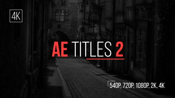 Thumbnail for AE Titles 2