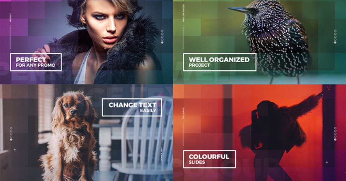 Download Colourful Slides by RoyalFX
