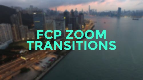 FCP Zoom Transitions