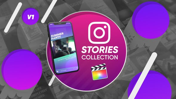 Thumbnail for Instagram Stories Collection