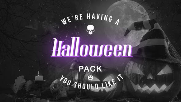Cover Image for Halloween Pack