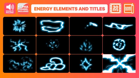 Thumbnail for Energy Elements And Titles