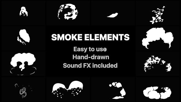 Thumbnail for 2DFX Smoke Elements