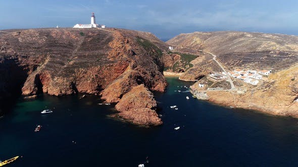 Cover Image for Berlengas Island, Portugal
