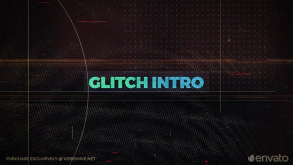 Thumbnail for Glitch Intro