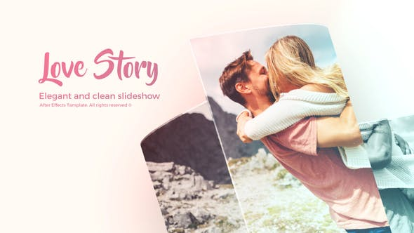 Love Story - Love Slideshow