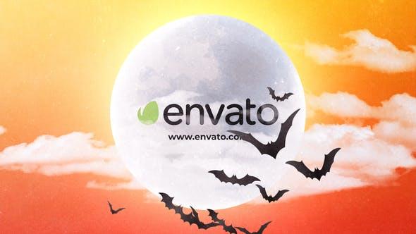 Thumbnail for Halloween Logo Reveal
